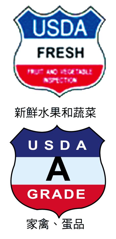 美國肉品商標